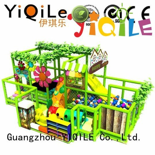 Hot commercial indoor play structures children indoor playground manufacturer adventure YIQILE
