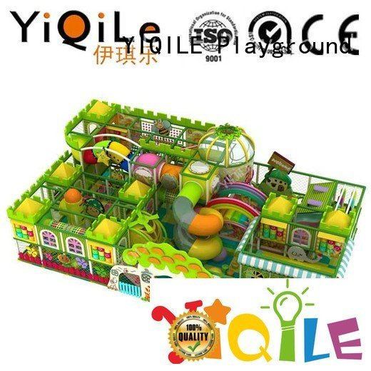 equipment indoor playground manufacturer sale kid YIQILE