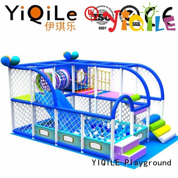 Hot commercial indoor play structures animal amusement park YIQILE Brand