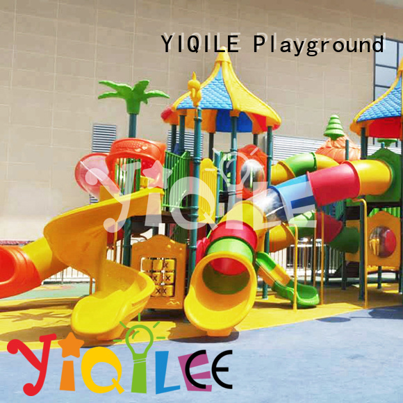 newest climbing fantastic YIQILE plastic outdoor play equipment