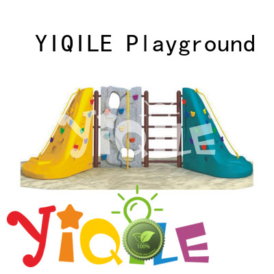 deluxe design sale YIQILE plastic playground equipment