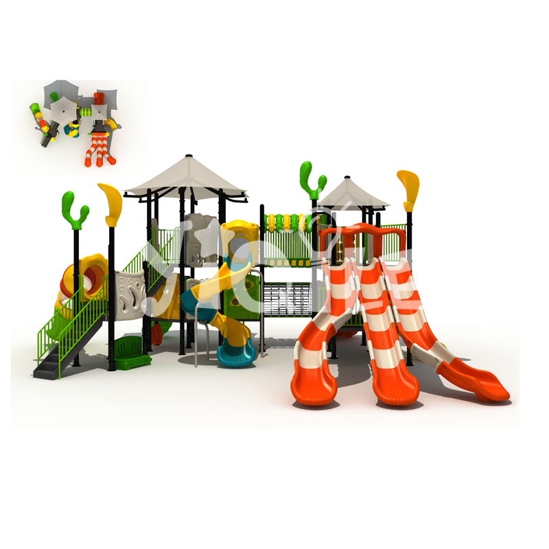 Large unique design kids outdoor playground equipment sale