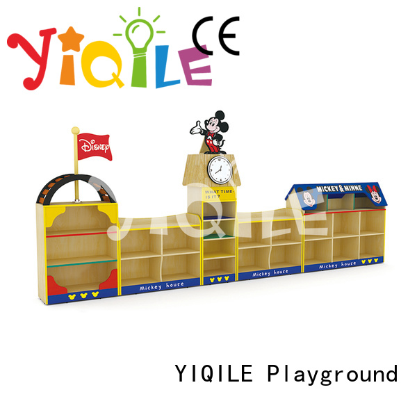 OEM kids furniture sale kindergarten bookcase quality kids furniture