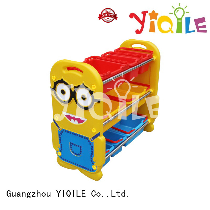 YIQILE Brand school technology quality kids furniture cabinet chairs
