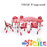 quality kids furniture bookcase table car time YIQILE