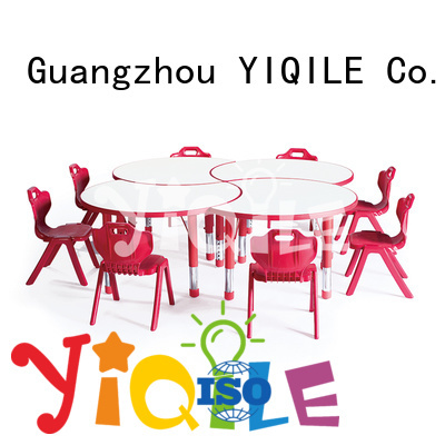 YIQILE Brand learning kindergarten car quality kids furniture