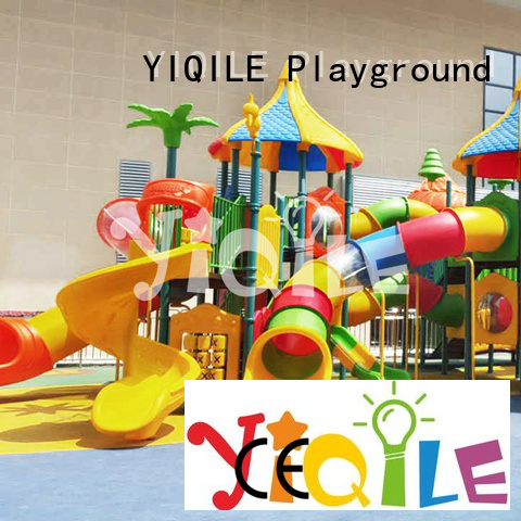 OEM plastic playground equipment equipment playground park plastic outdoor play equipment