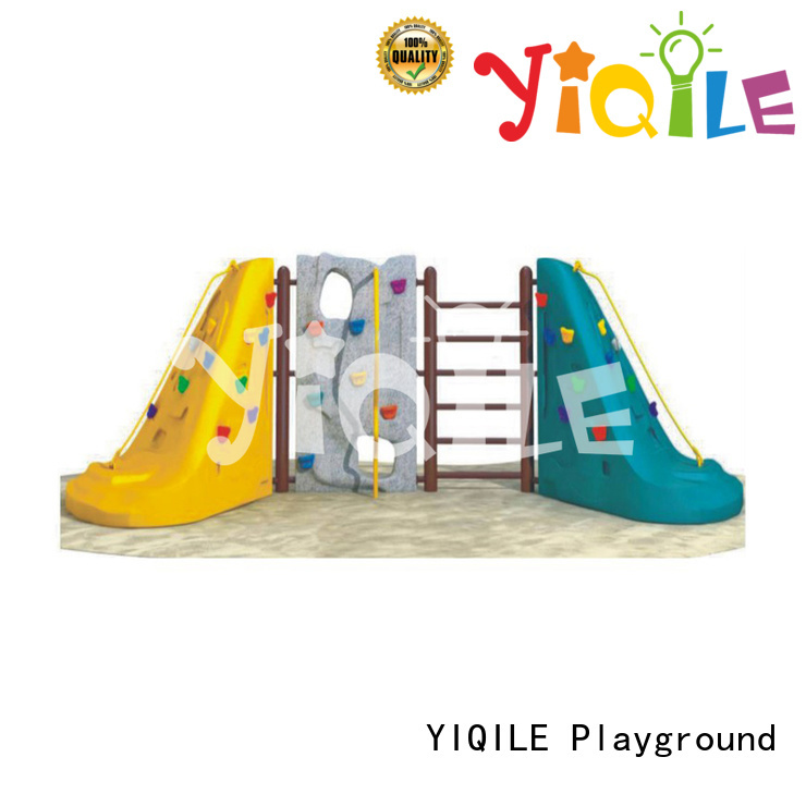 YIQILE popular plastic outdoor play equipment fantastic kindergarten