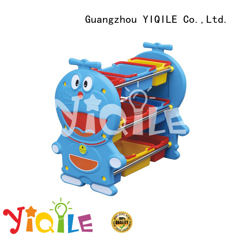 YIQILE Brand shape soap can plastic kids furniture sale