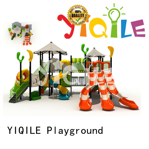 plastic playground equipment popular newest be model YIQILE