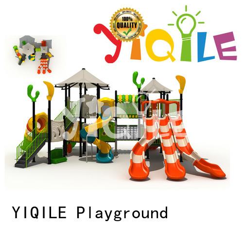 plastic playground equipment popular newest be model YIQILE