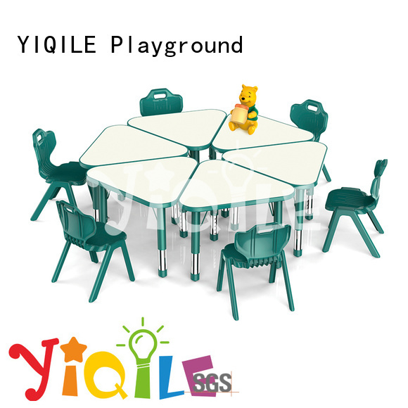 YIQILE yellow lifted kids furniture sale sgs nursery
