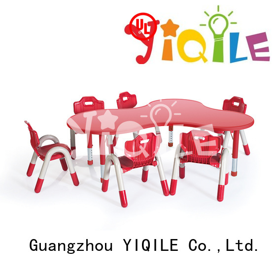 YIQILE Brand can adjusted car quality kids furniture