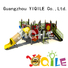 YIQILE model equipment plastic outdoor play equipment sale wall