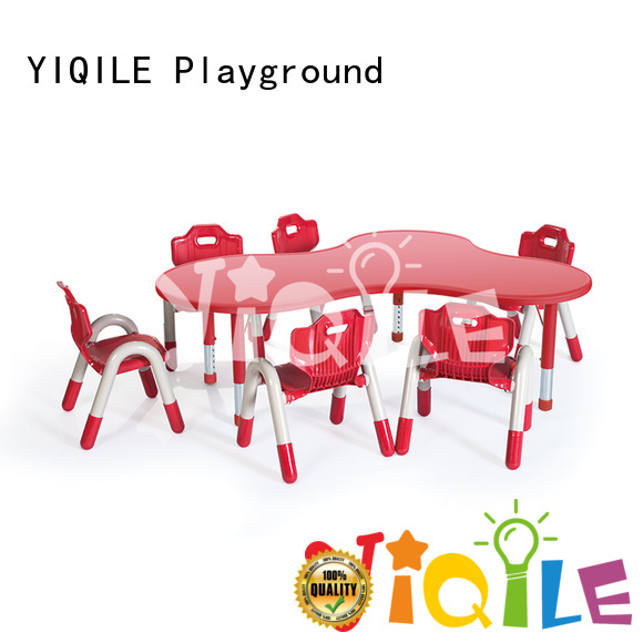 technology yellow bright quality kids furniture YIQILE