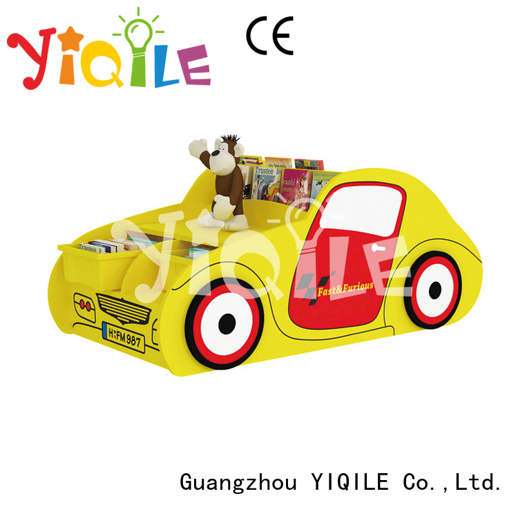 mdf modeling colorful quality kids furniture YIQILE manufacture