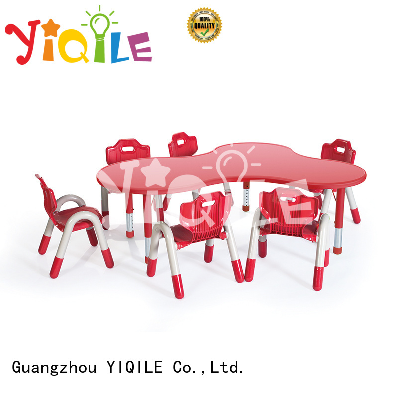 adjusted lldpe popular quality kids furniture YIQILE