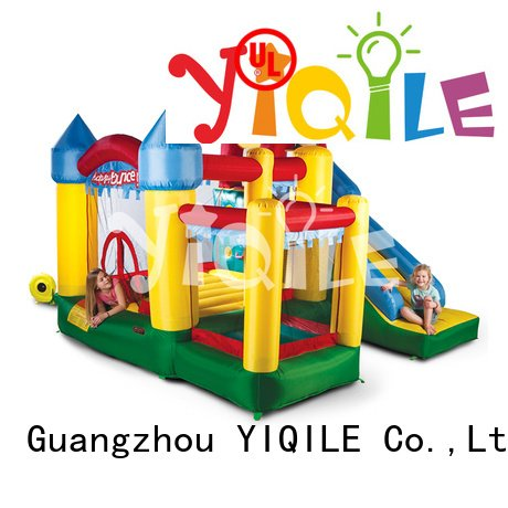 toy inflatable castle YIQILE bouncy castle manufacturers