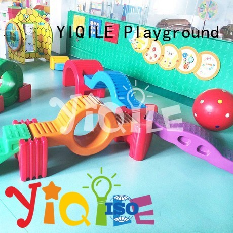 kids outdoor play house balance house child YIQILE Brand company