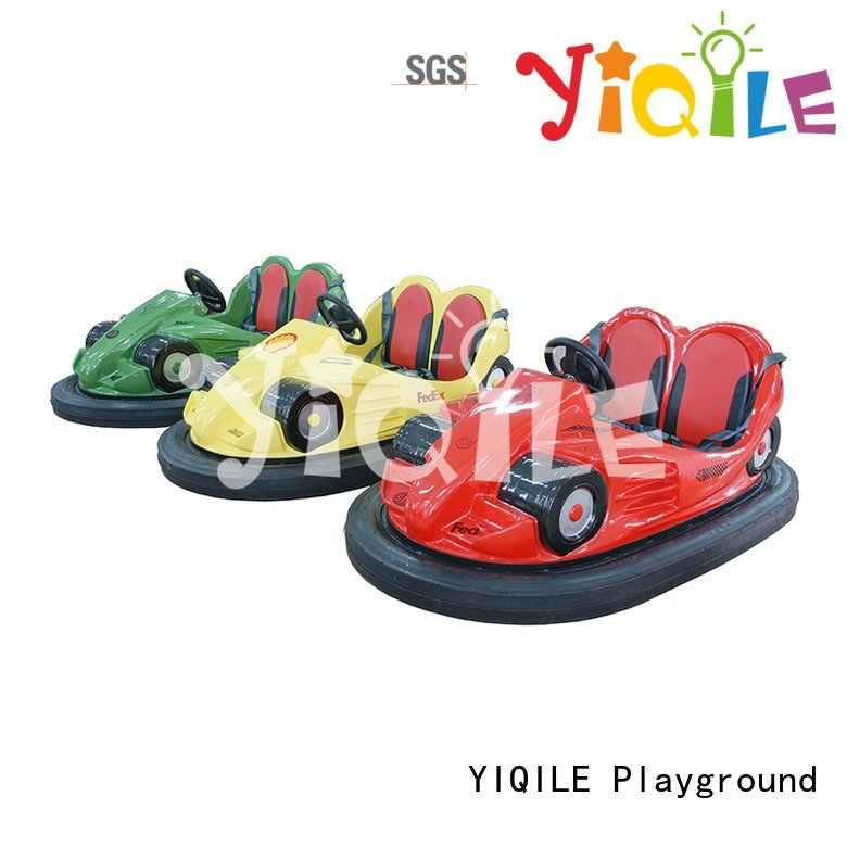 bumper battery 14 sale YIQILE amusement park trains for sale