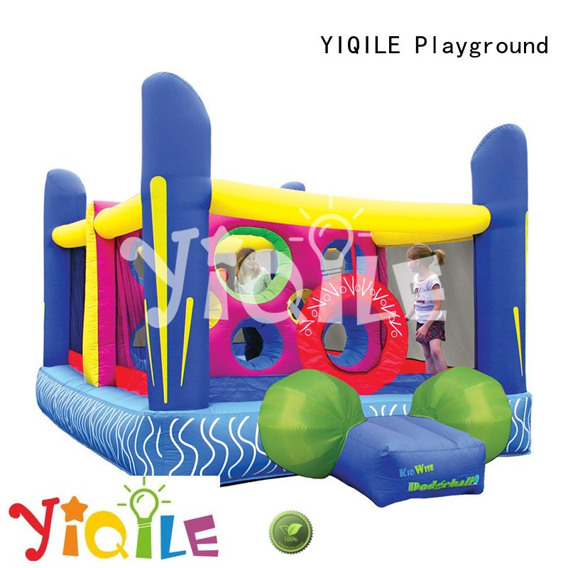 paradise toys quality YIQILE inflatable castle