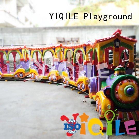 amusement park trains for sale seats bumper cars for sale YIQILE