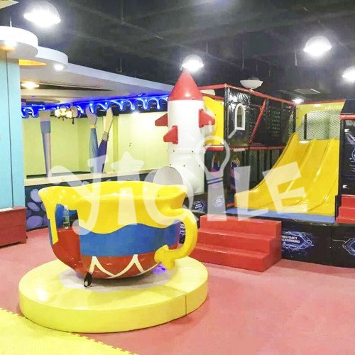 Primitive Tribe Kids Indoor Playground in Morocco