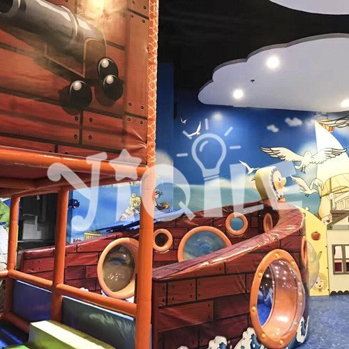 Caribbean Pirates Kids Indoor Playground in Philippines