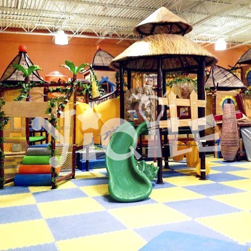 Savage Tribe Children Commercial Indoor Playground Equipment