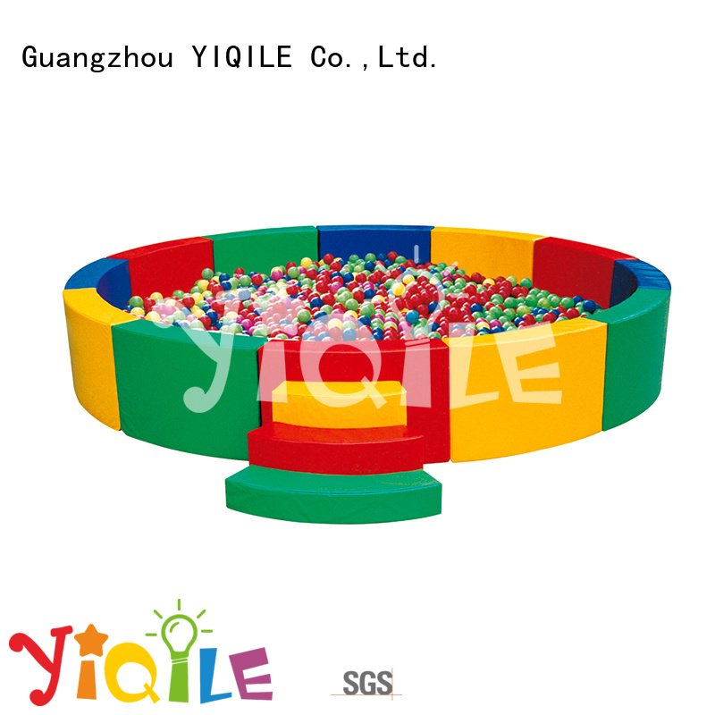 kids outdoor play house classic swing slide mushroom YIQILE