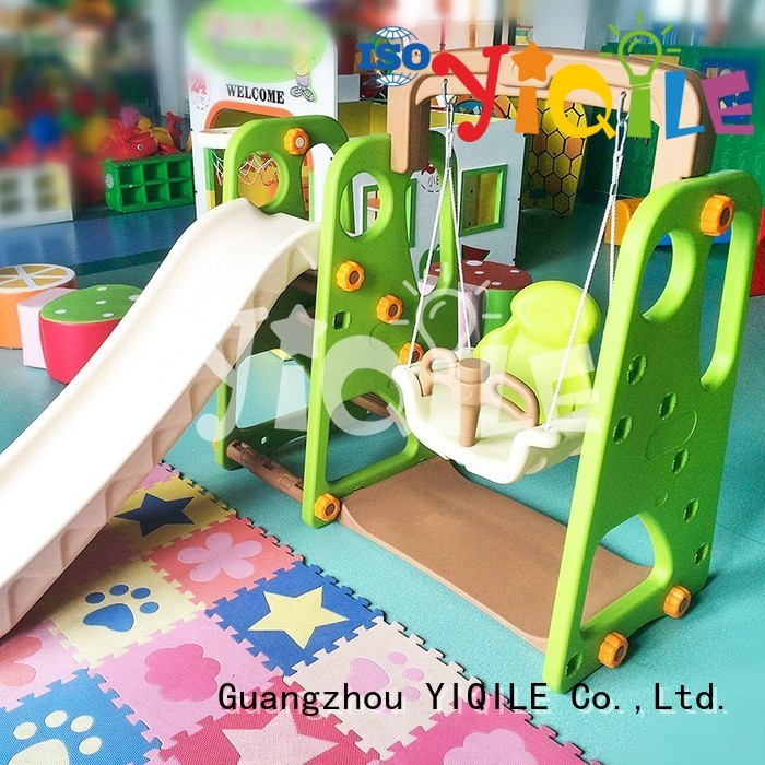 Hot kids outdoor play house preschool YIQILE Brand