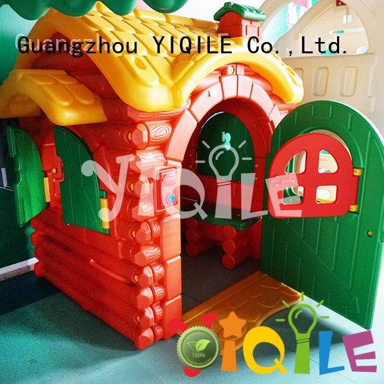 Custom soft swing slide molding kids outdoor play house