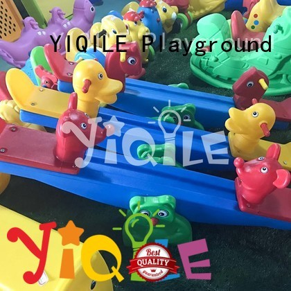 Wholesale huge play swing slide YIQILE Brand