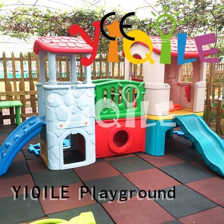 kids outdoor play house plastic style swing slide