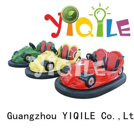 YIQILE Brand cars amusement park trains for sale