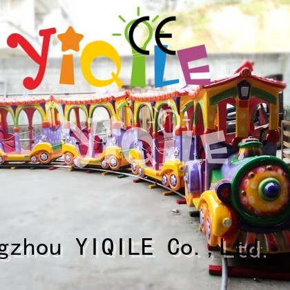 rides designed battery YIQILE Brand bumper cars for sale