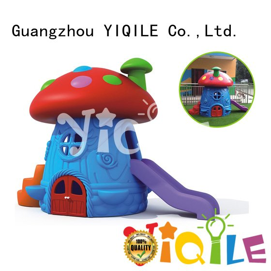 kids outdoor play house chromatic swing slide quality