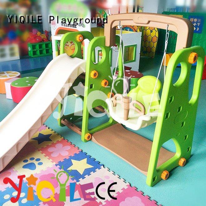 YIQILE chromatic swing slide quality technology