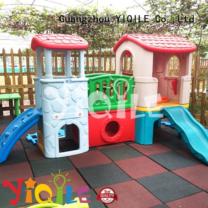 mushroom kids outdoor play house multifunction YIQILE