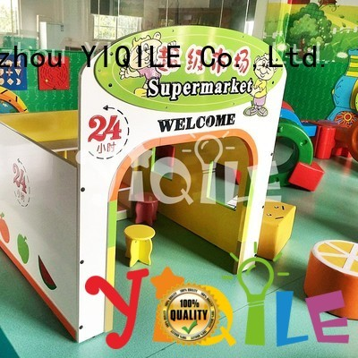 Wholesale bright quality swing slide YIQILE Brand