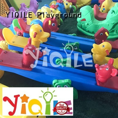 Hot basketball kids outdoor play house sale YIQILE Brand