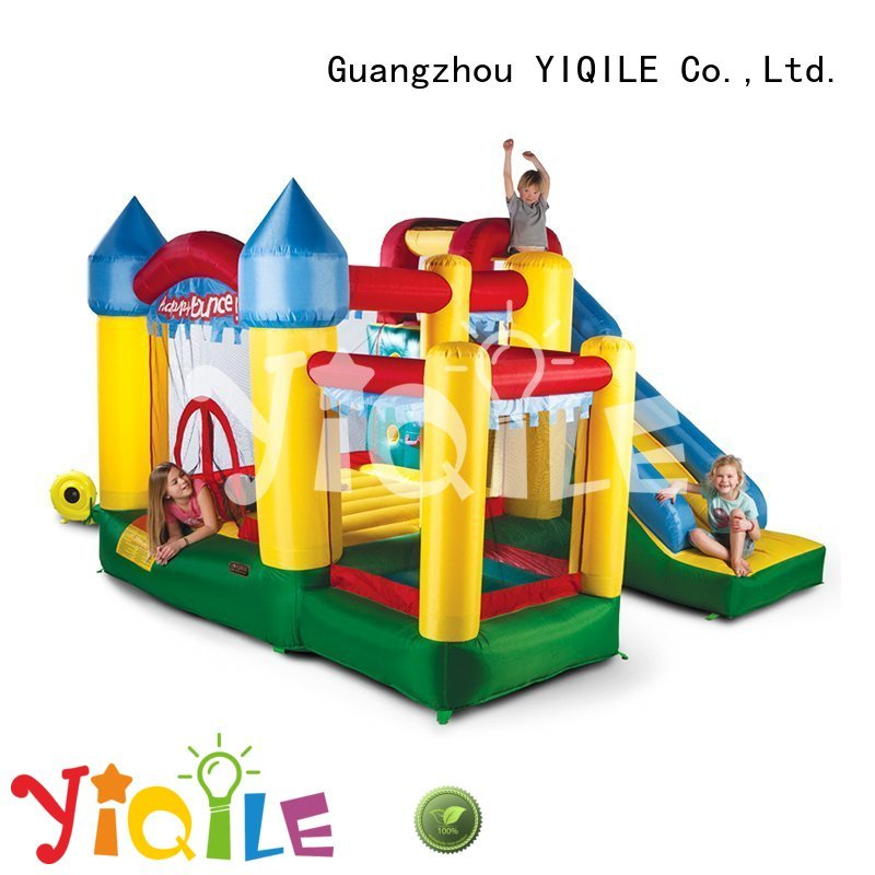 top Custom cute bouncer inflatable castle YIQILE inflatable