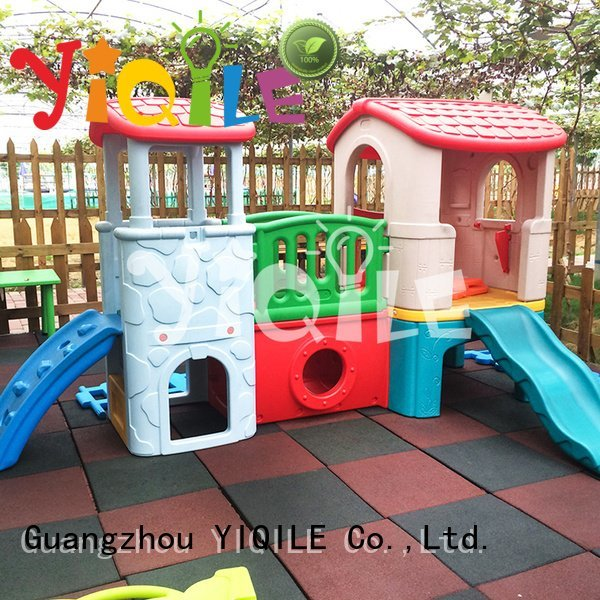 YIQILE Brand on soft swing slide