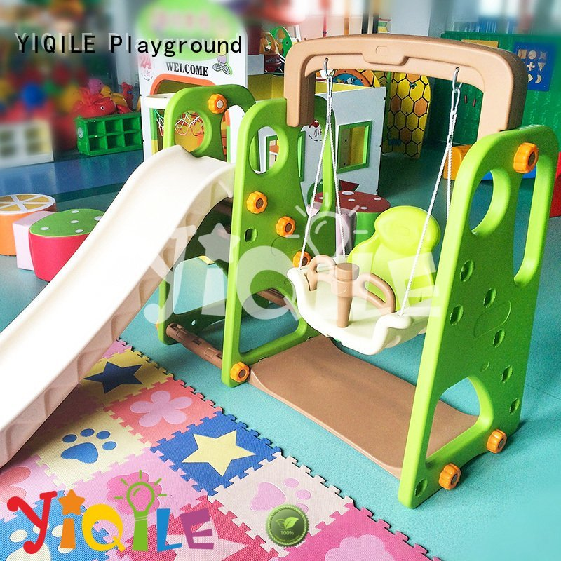 YIQILE Brand color style play kids outdoor play house