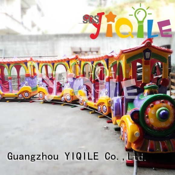 kiddie amusement park trains for sale children YIQILE