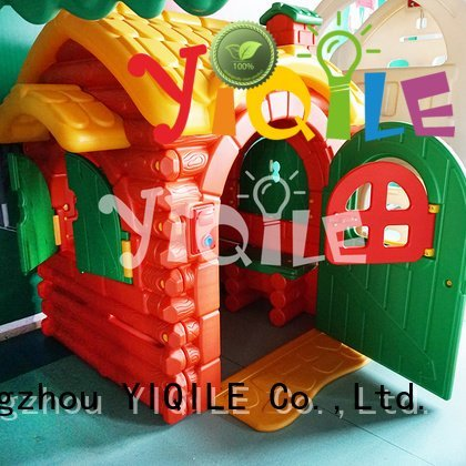 Custom swing slide molding house slide YIQILE