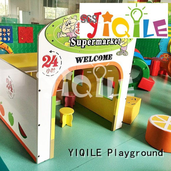 YIQILE Brand single modeling swing slide blowing color