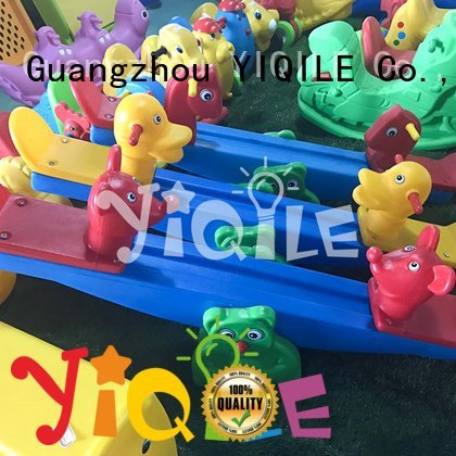 YIQILE Brand child kindergarten swing slide modeling preschool