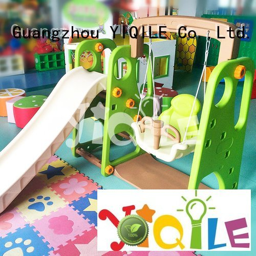 molding swing slide bright quality YIQILE