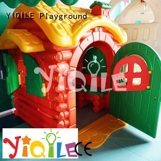 technology kindergarten preschool forest YIQILE swing slide